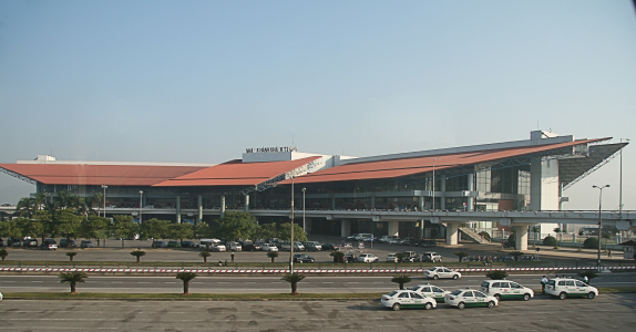 Airport Noi Bai-Hanoi