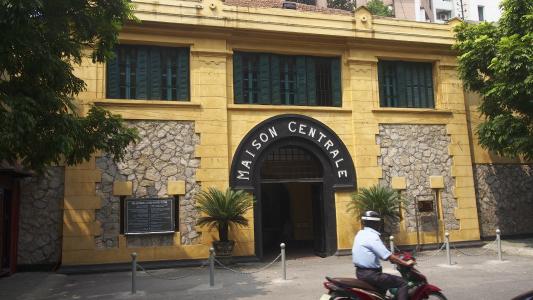 Hoa Lo Historical Prison