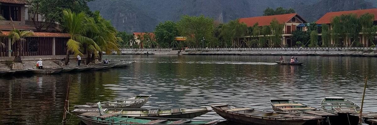 Bezienswaardigheden Ninh Binh