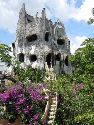 Hang Nga's crazy house