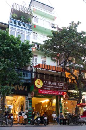 AZ HaNoi Hostel - Hanoi