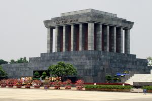 Mausoleum van Hồ Chí Minh