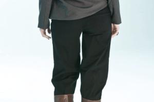 Trend: Paperbag-broek