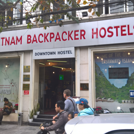 Vietnam Backpacker Hostel - Accomodaties in Hanoi