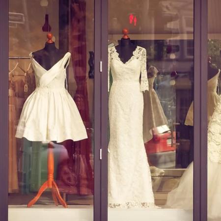 Verschillende soorten jurken