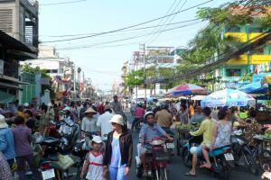 Winkelen in Ho Chi Minh City