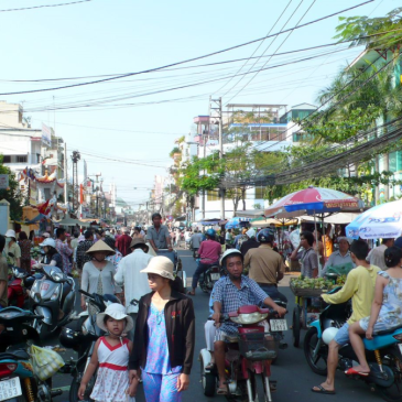 Winkelen in Ho Chi Minh City